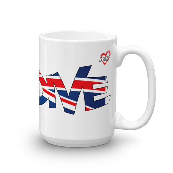 Skydiving T-shirts Skydiving Mug Team UK, White Mugs, SkydivingApparel™, Skydiving Apparel, Skydiving Apparel, Skydiving Gear, Olympics, T-Shirts, Skydive Chicago, Skydive City, Skydive Perris, Drop Zone Apparel, USPA, united states parachute association, Freefly, BASE, World Record,