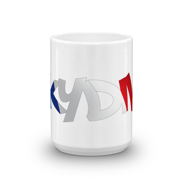 Skydiving T-shirts Skydiving Mug Team France, White Mugs, SkydivingApparel™, Skydiving Apparel, Skydiving Apparel, Skydiving Gear, Olympics, T-Shirts, Skydive Chicago, Skydive City, Skydive Perris, Drop Zone Apparel, USPA, united states parachute association, Freefly, BASE, World Record,