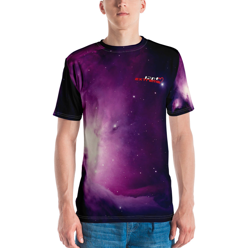 Skydiving T-shirts Galaxy - Orion Purple Nebula - Short sleeve men's t-shirt, T-shirt, Skydiving Apparel, Skydiving Apparel, Skydiving Apparel, Skydiving Gear, Olympics, T-Shirts, Skydive Chicago, Skydive City, Skydive Perris, Drop Zone Apparel, USPA, united states parachute association, Freefly, BASE, World Record,