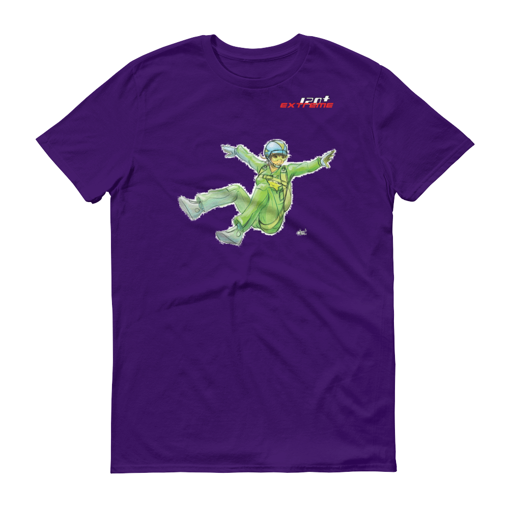 Skydiving T-shirts I Love Skydive - Sit-Fly - Short Sleeve Men's T-shirt, Shirts, Skydiving Apparel, Skydiving Apparel, Skydiving Apparel, Skydiving Gear, Olympics, T-Shirts, Skydive Chicago, Skydive City, Skydive Perris, Drop Zone Apparel, USPA, united states parachute association, Freefly, BASE, World Record,