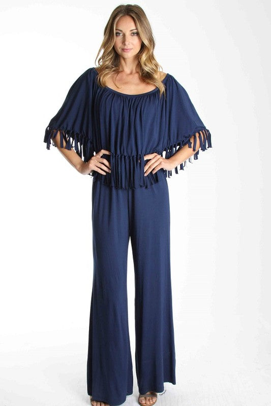 TERI JUMPSUIT(GREY, NAVY, CHARCOAL)-JD9631