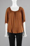 JAMES TOP (Black, Heather Grey, Light Brown)-JT7150