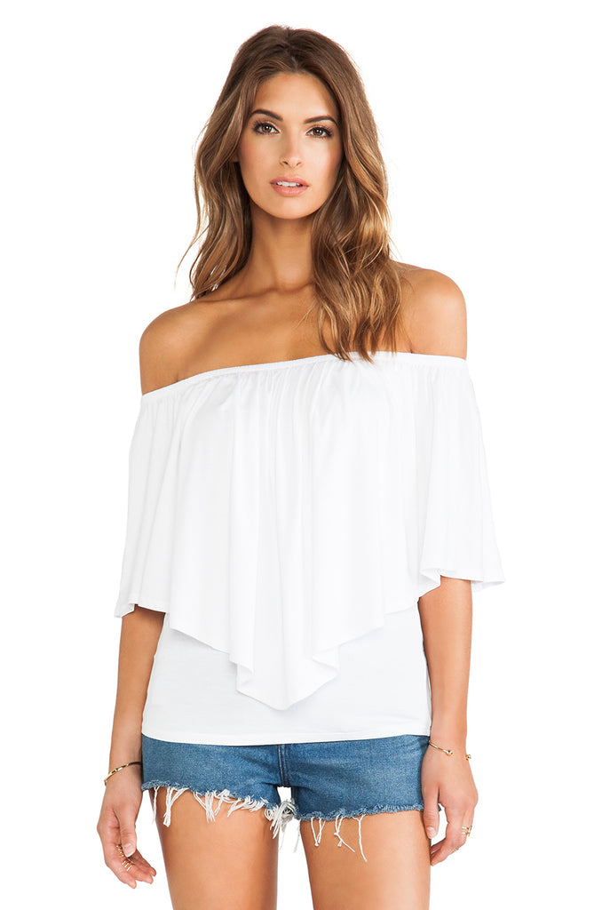 MINA CONVERTIBLE TOP (WHITE)-JT7463