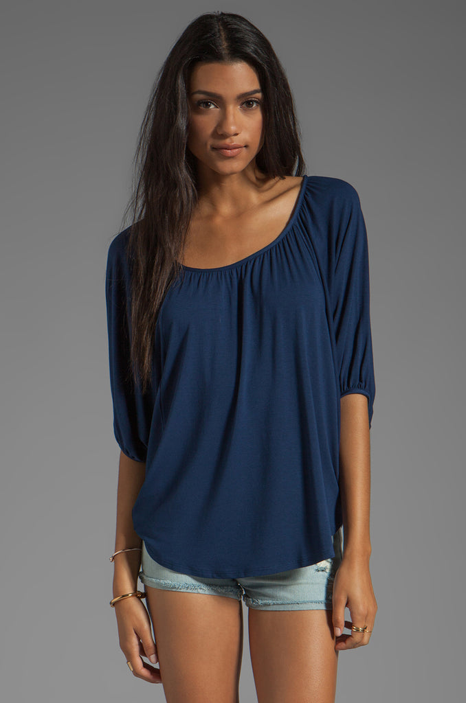 JAMES TOP (NAVY, CHARCOAL, MOCHA, ROYAL BLUE)-JT7150
