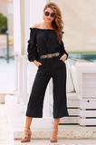 HAZEL JUMPSUIT (Black)-VD2074