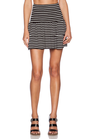 Valentina Skirt ( Stripe)