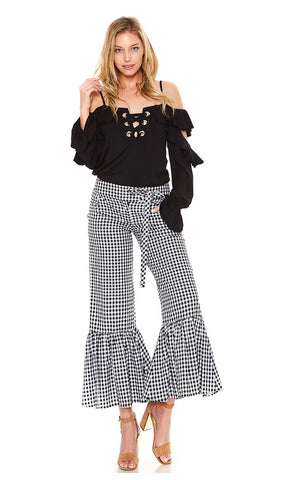 ANNALISE PANTS (Black)