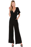 LEILANI JUMPSUIT (Black)- VD2195