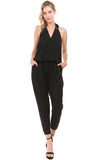 ALMA JUMPSUIT (Black)- VD2212
