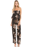 BAMBOO JUMPSUITS (BLACK)-VD2370