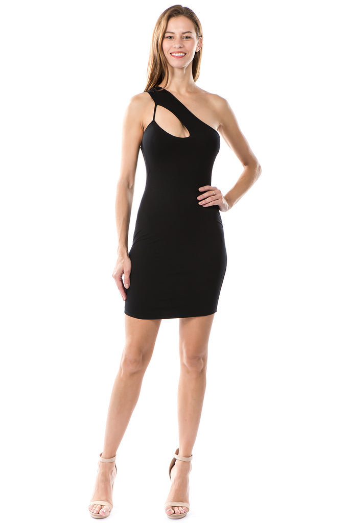 JULLIE SLEEVELESS DRESS (BLACK)- VD2588