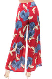 CRANE PANTS (Red)- VP2219
