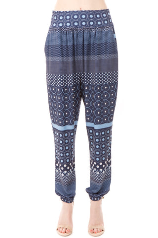 ZOEY PANTS (Navy)- VP2270