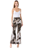 VERSAILLES PANTS (BLACK MULTI)- VP2276