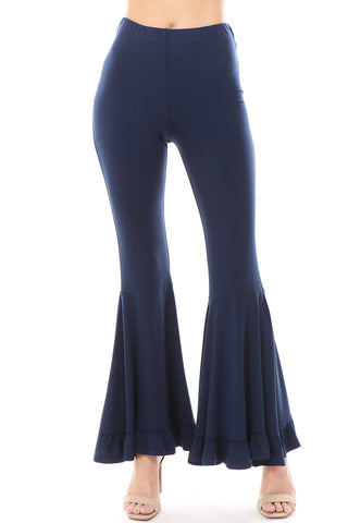 BEYONCE PANTS (NAVY)- VP2402