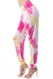ALESSIA PANTS (BALLOON TIE DYE)-VP2726T