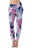 ALESSIA PANTS (SUMMER NIGHT TIE DYE)-VP2726T