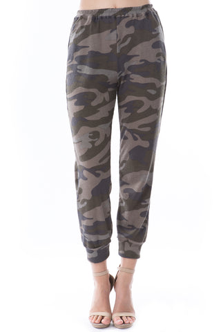 LUX JOGGER PANTS (NEW ARMY)-VP2780