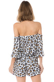 SAVANNAH ROMPER (WHITE/BLACK)- VR2487