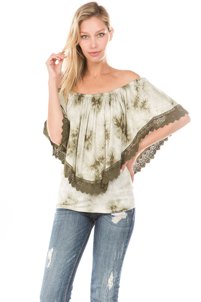 RAE CONVERTIBLE TOP (Olive)- VT1099
