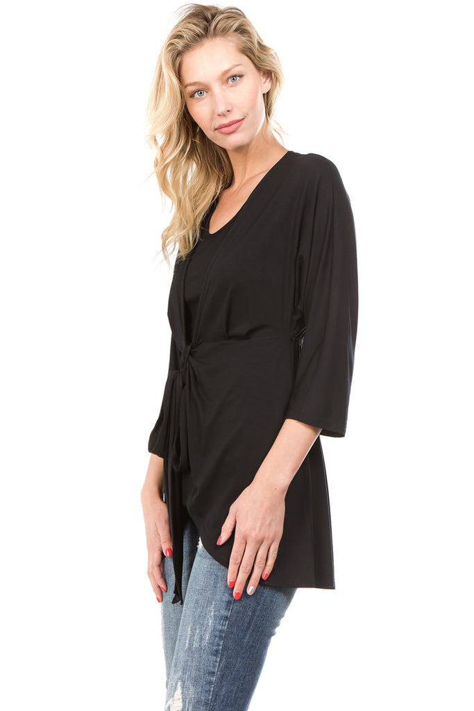 BROOKLYN TOP (Black)- VT2201