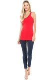 CALLIOPE TOP (RED)- VT2429