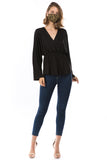 ALIA TOP ( BLACK)-VT2786