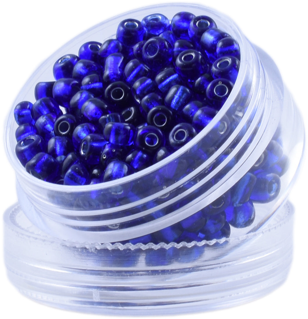 Bead Round - Color: Abyssal Blue
