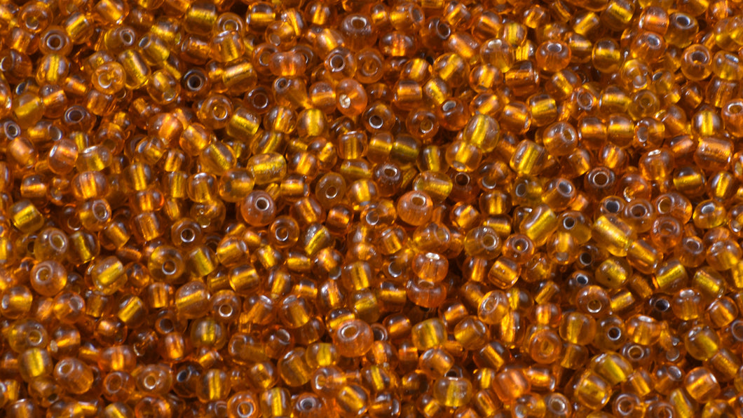 Tangerine Dream - Size: 6/0 (3.6mm)