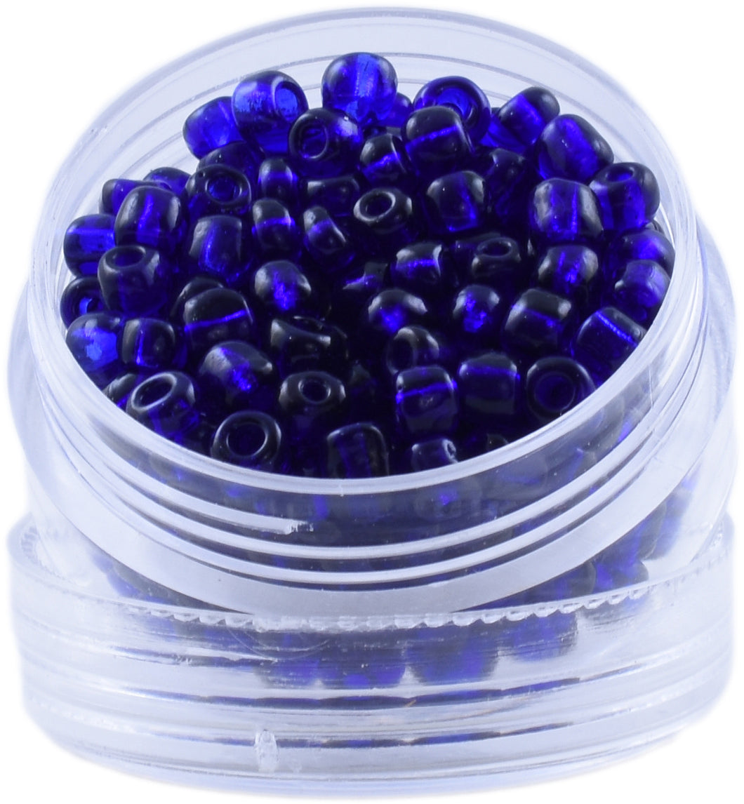 Bead Round - Color: Deep Ocean