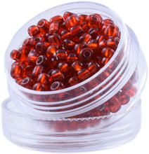 Bead Round - Color: Eerie Cherry