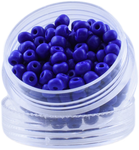 Bead Round - Color: Ghostly Indigo