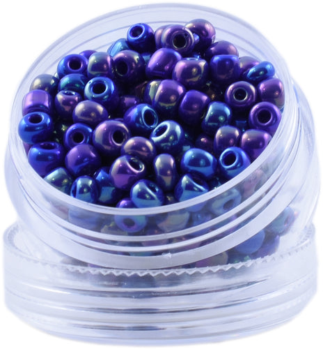 Bead Round - Color: Rainbow Amethyst