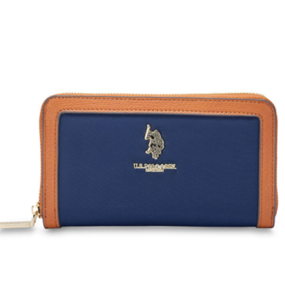 3f43acfe7479 US POLO ASSN. HOUSTON L. ZIP A. WALLET