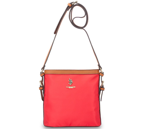 c5849510d1f1 US POLO ASSN. HOUSTON SMALL CROSSBODY BAG RED – bankofwoman