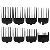 Wahl Professional 8 Pack Clipper Cutting Guides Attachments Comb Set 3170-500