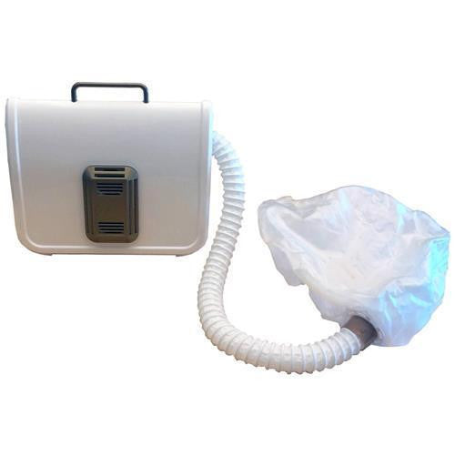 Belson Gold 'N Hot Professional Ionic Soft Jumbo Bonnet Hair Dryer GH3985 White