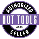 "Hot Tools Professional 1"" Nano Ceramic Tapered Cone Curling Iron Wand HTBW1851"