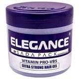 Elegance Extra Strong Protection Medium Hold Hair Gel 500ML