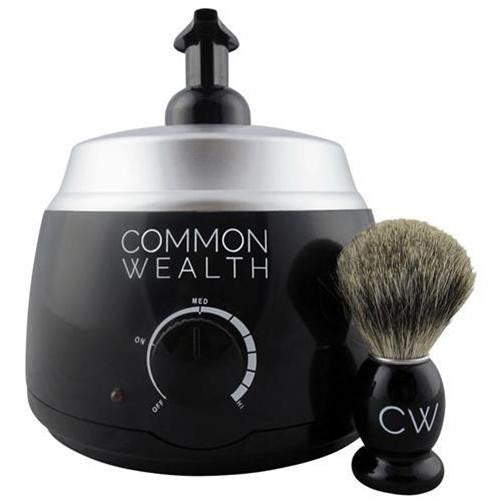 Common Wealth International 220V Pro Hot Lather Machine Barber Latherizer