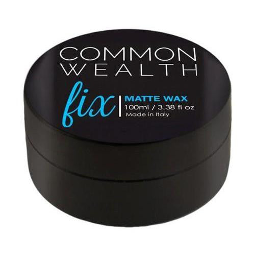 Common Wealth Fix Matte Wax Hair Pomade 100ml Case 6pcs