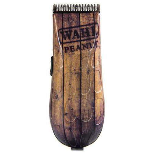 Wahl Peanut Wood Limited Edition Hair Trimmer And Clipper 8655-3101