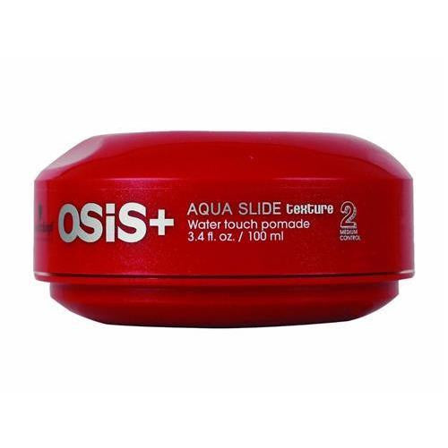 Schwarzkopf Osis+ Aqua Slide Texture Water Touch Hair Pomade 100ml