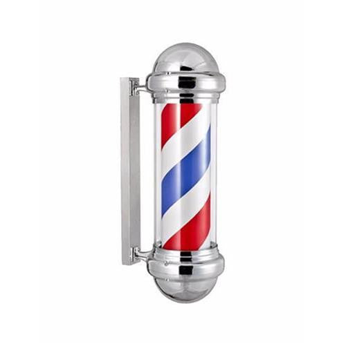 Common Wealth Classic Barber Shop Pole 28""