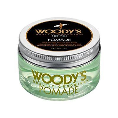 Woody's Hair Styling Pomade 3.4oz Workable Texture Shine