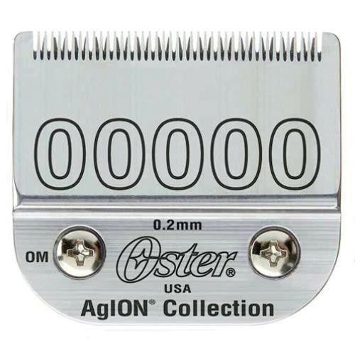 Oster Replacement Clipper Blade Size 00000 - 76918-006
