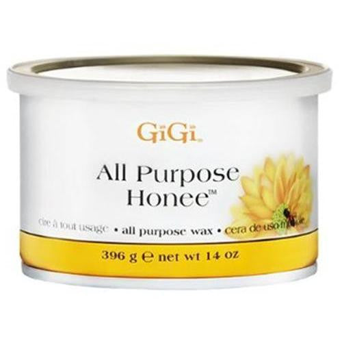 GiGi All Purpose Honee Wax Can Pot Hair Removal Honey 0330