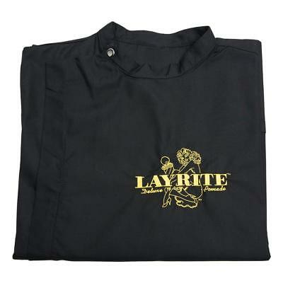 Layrite Professional Barber Smock Jacket Large