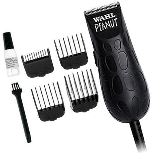 Wahl Peanut Model 8655 Trimmer And Clipper Black