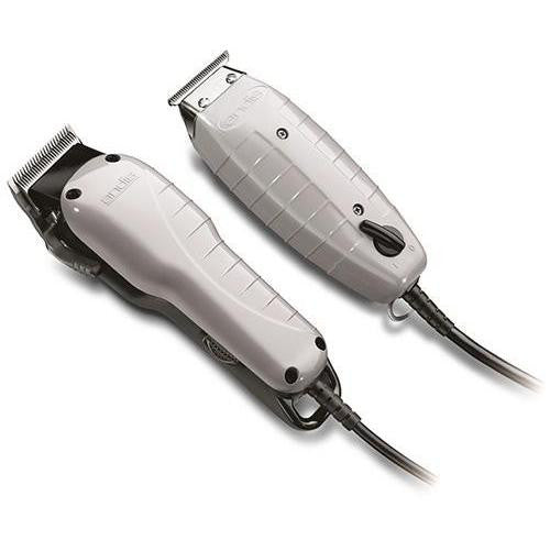 Andis Barber Combo Powerful Clipper + T-Outliner Hair Trimmer 66325